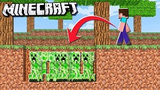 How to TRAP Noobs in Minecraft!