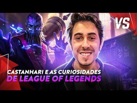 FELIPE CASTANHARI CONTA 5 CURIOSIDADES DE LEAGUE OF LEGENDS | Versus esports thumbnail