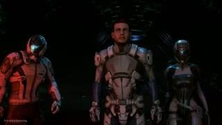Mass Effect Andromeda - Video de gameplay 4K