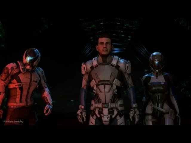 Mass Effect Andromeda - Video de gameplay 4K