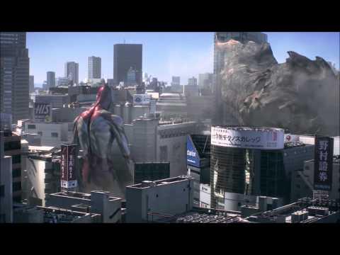 ULTRAMAN IS BACK!! (初代戦闘BGM Concept Trailer Footage Vers.)