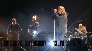 Portishead Live 2013.06.28 13 We Carry On