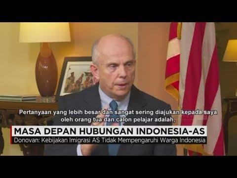 Masa Depan Hubungan Indonesia-AS - Insight With Desi Anwar