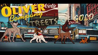 Oliver & Company: ~Ruth Pointer - Streets of Gold~ (Disney)