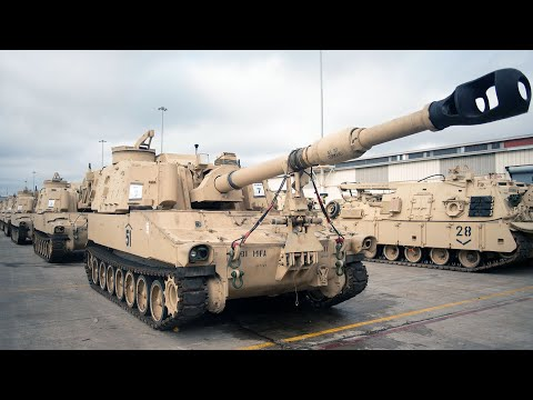 U.S. Army Armored Cavalry Troops Conduct Preparation For The DEFENDER-Europe 20 Exercise