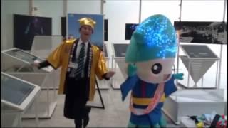 キラキラ☆キラリン(ネガミンの「ゆるビトグランプリ受賞式」)