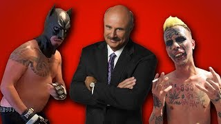 Download Goose Wayne BATMAN, Joker305 and The Dr. Phil show Mp3 and Videos