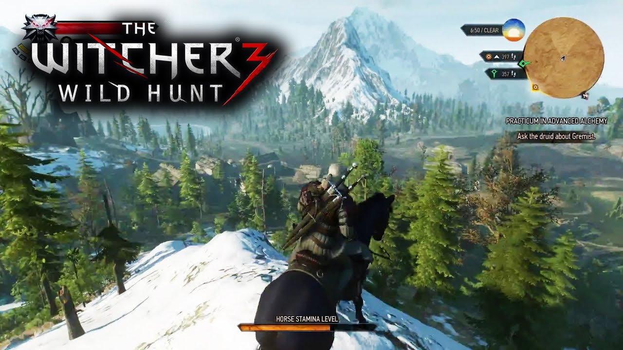 The Witcher 3: Wild Hunt Release Date Revealed - IGN