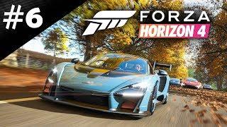 #6 TERENÓWKI  Forza Horizon 4 PL Gameplay PL / XBOX ONE X
