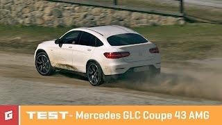 MERCEDES GLC Coupe 43 AMG  - TEST - GARAZ.TV - Rasto Chvala