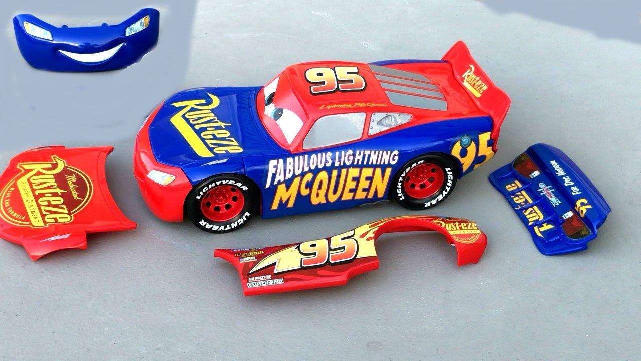 Disney Cars Toys Lightning McQueen Rayo McQueen