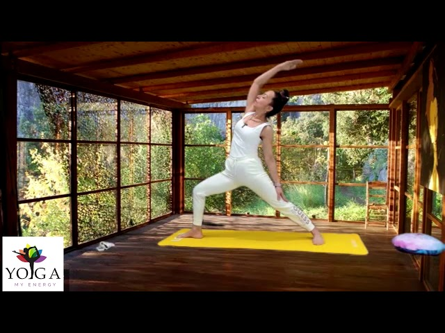 Morning Easy Hatha Vinyasa Yoga