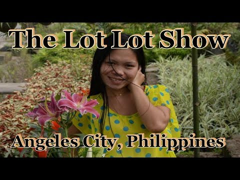 The Lot Lot Show : Angeles City, Philippines