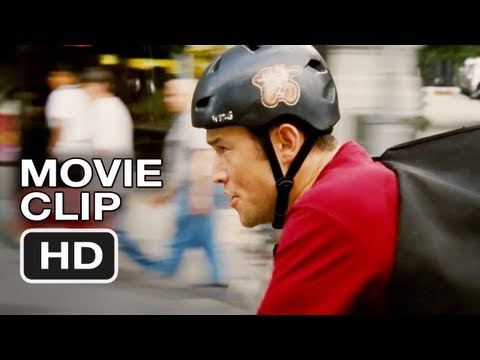Premium Rush Movie CLIP Wrong Way Chase (2012) - Joseph Gordon-Levitt Movie HD