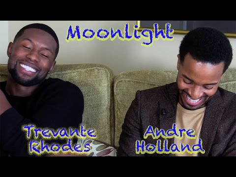 DP/30: Moonlight, Andre Holland, Trevante Rhodes