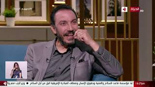 واحد من الناس - عمرو الليثي لـ طارق لطفي..هو فتحي عبد الوهاب كان بيمثل دور مين عن مشهده مع الخليفة ؟