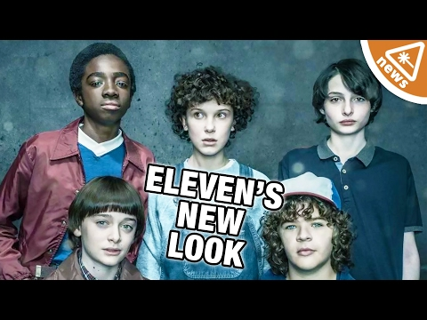Eleven's New Look and Stranger Things Season 2 Details Revealed (Nerdist News w/ Jessica Chobot)