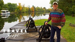 Cruise the Rideau Canal and Ottawa | Travelscope  | KQED