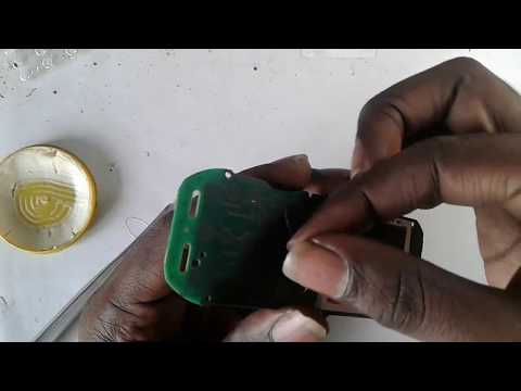 nokia 105 power key solution