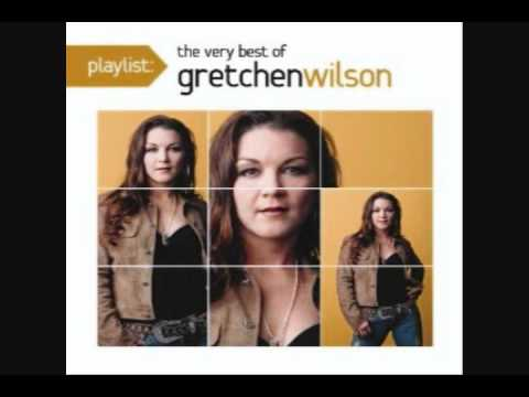 Gretchen Wilson - Sunday Mornin' Comin' Down.wmv