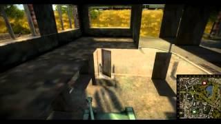 Баги в World of Tanks(0.8.11)#5[Это последние видео с WOT]