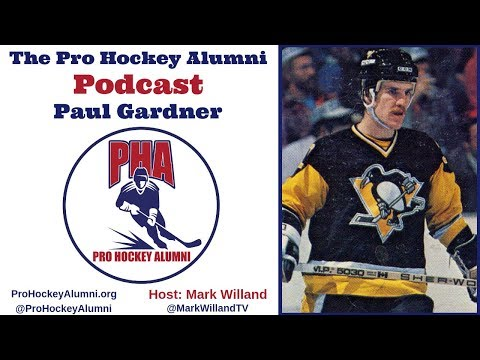 Podcast #25 - Paul Gardner Pittsburgh Penguins Power Play Producer