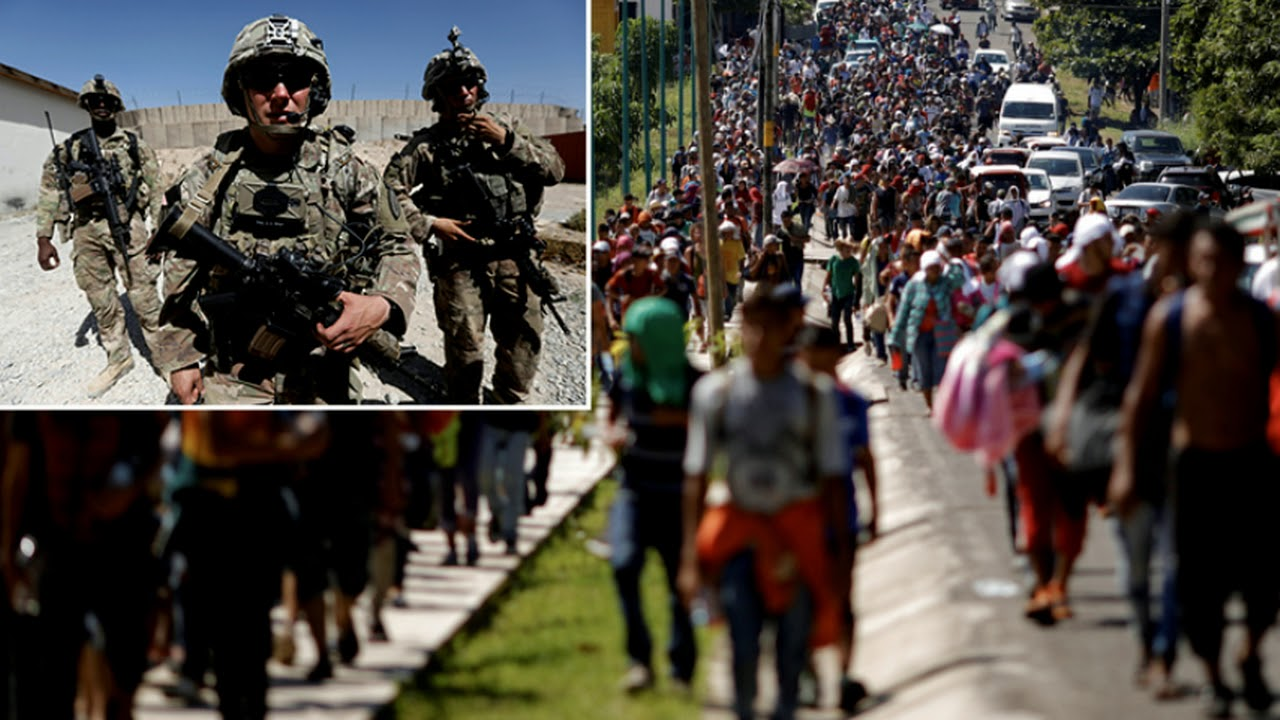 hundreds-of-us-troops-headed-to-border-with-mexico-to-deal-with-migrant-caravan