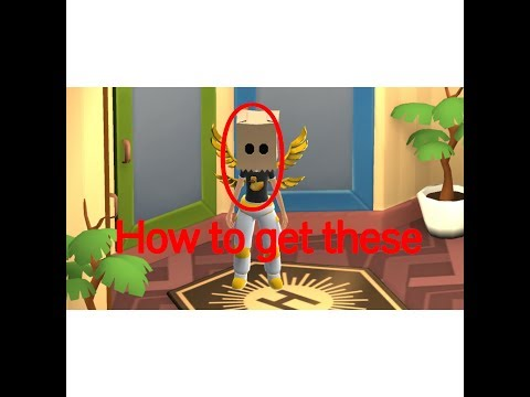 HOW TO GET PAPER BAG HEAD AND DUCK T-SHIRT l HOTEL HIDEAWAY