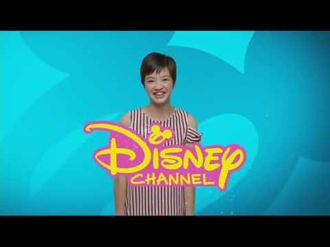 Peyton Elizabeth Lee - Disney Channel Wand ID