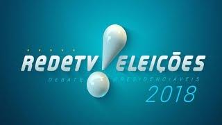 Debate presidencial na RedeTV!
