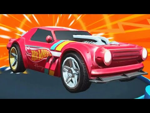 Hot Wheels Unlimited - New Red Night Shifter - Truck Racing Gameplay Walkthrough Part 10 |