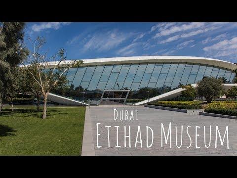 Etihad Museum 2019