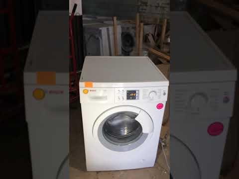 БУ Стиральная машина BOSCH WAS28440 ( 8е)
