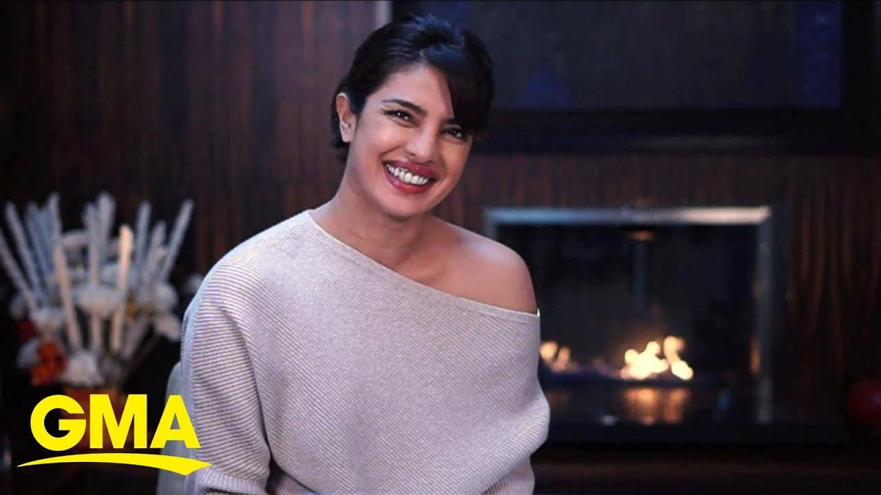Download Priyanka Chopra Jonas talks about her new memoir, 'Unfinished' l GMA