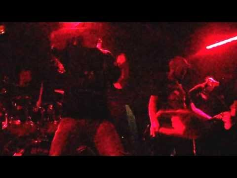 DESINENCE MORTIFICATION - Guilty Conscious (live at Medika ,Zagreb,Croatia,25.01.2014)