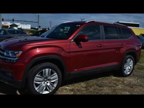 New 2019 Volkswagen Atlas Capitol Heights, MD #VKC557683