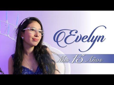 Evelyn Osorio 15 Años