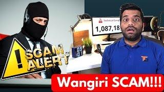 SCAM Alert!!! Wangiri Scam | One Ring Missed Call