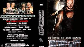 WWE No Way Out 2007 Theme Song Full+HD