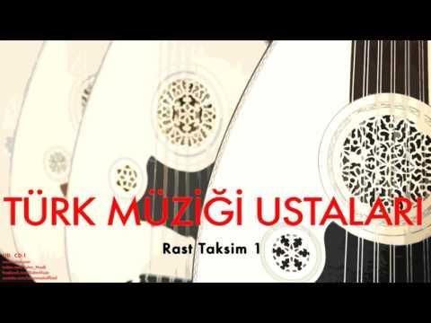 Yorgo Bacanos -  Rast Taksim 1 [ Ud © 2003 Kalan Müzik ]