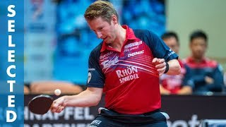 Ruwen Filus vs Mihai Bobocica (TTBL Selected)