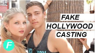 Fake LA Casting - The Fletcher Show