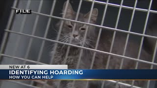 Local veterinarian says animal hoarding is a mental illness