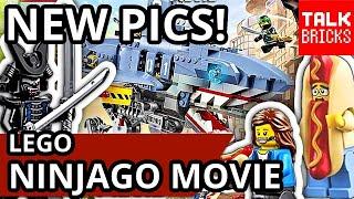 LEGO Ninjago Movie GARMADON, GARMADON, GARMADON! OFFICIAL PICTURES! New Fidget Spinner?! Wave 2 Sets