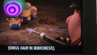 Minions Hair