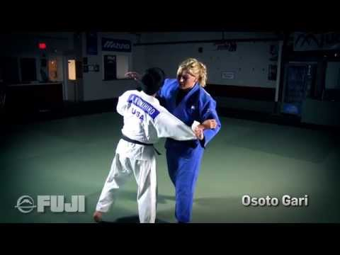 FUJI Sports Pro Tip of the Week: Osoto Gari with Kayla Harrison