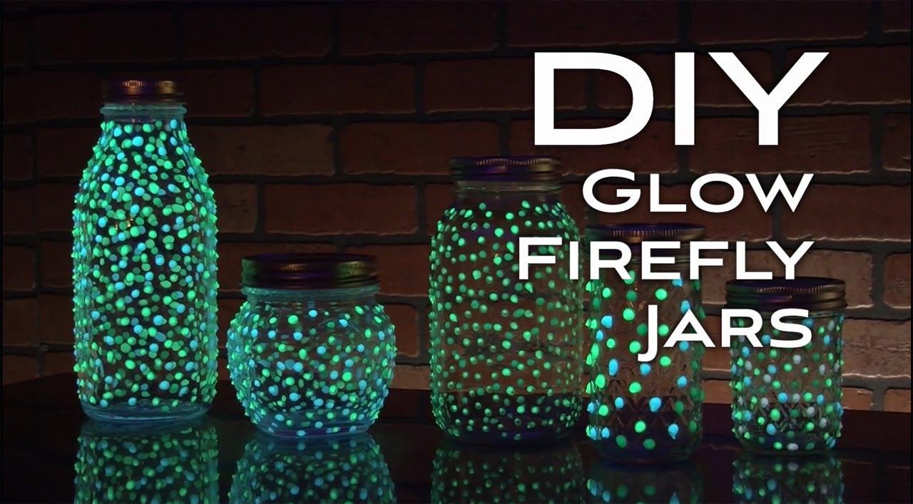 DIY Glow Firefly Jars - YouTube for Firefly Jar Tumblr  270bof