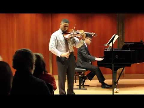Drew Alexander Forde and Joshua Cerdenia: Air for Viola and Piano