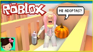I'm a Unicorn Baby on Roblox Adopt Me! Trick or Challenge