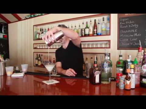 White Lady Cocktail Recipe - Happy Hour in Road Town | BVI Newbie